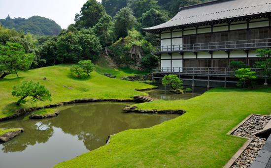 jardí zen