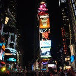 De BCN a NEW YORK… Times Square!