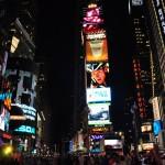 De BCN a NEW YORK… Times Square!