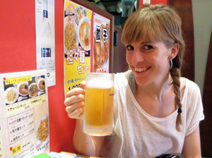 fent una birra