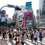 Tokyo III: Harajuku, Shibuya i Roppongi
