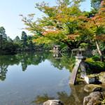 Kanazawa i Kenroku-en, el jardí més bonic de Japó