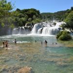 Parc Nacional Krka i Trogir