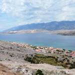 De Rovinj a Zadar, passant per l'illa de Pag