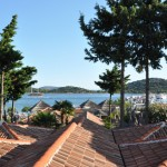 Tribunj, Vodice i l'illa de Prvic
