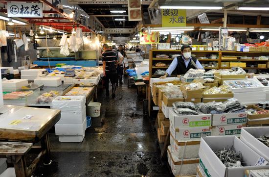 Tsukuji Market